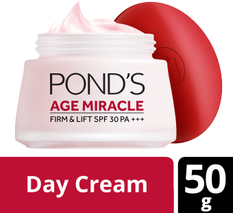 POND'S AGE MIRACLE FIRM & LIFT DAY CREAM 50G