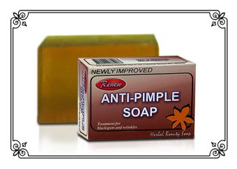 Renew Anti-Pimple Soap 135g Set of 12