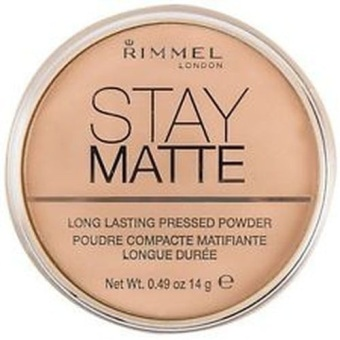 Rimmel London Stay Matte Pressed Powder 14g (Natural 003) Price Philippines