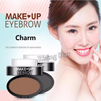Rising Star Charm Eyebrow Powder Stamp #02 Light brown Price Philippines