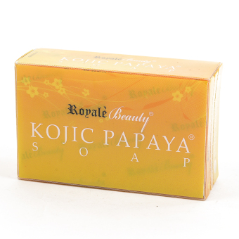 Royale Beauty Kojic Papaya Soap 130g