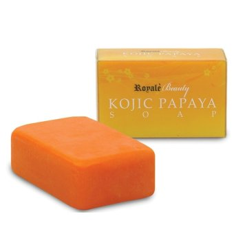Royale Kojic Papaya Soap 130g