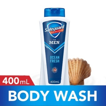 Safeguard Ocean Fresh Body Wash 400ml Price Philippines