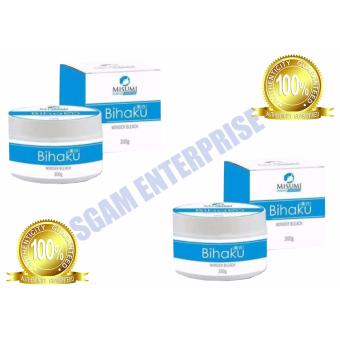 SET 2 AUTHENTIC Misumi Bihaku Wonder Bleach (Bleaching Cream for ALL SKIN TYPES)