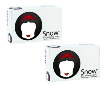 Snow Skin Whitening Soap 135g Set of 2