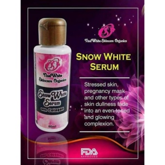 SNOW WHITE SERUM w/ COLLAGEN 60ML