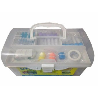 Tackle Box with Inclusions for Medical Technology Students (17Items Included) Price Philippines