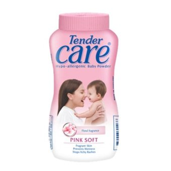 Tender Care Talc PINK SOFT 100g