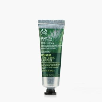 The Body Shop Absinthe Purifying Hand Cream 30mL