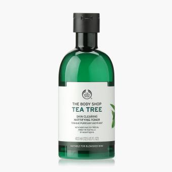 The Body Shop Tea Tree Mattifying Toner 400 ml