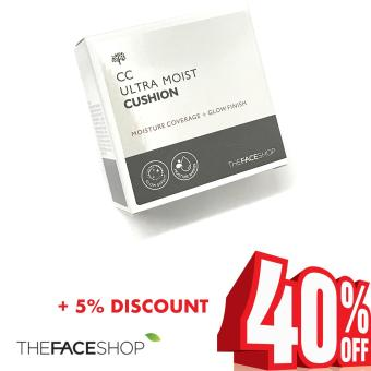 THE FACE SHOP CUSHION ULTRA MOIST ( KOREAN PRODUCTS )