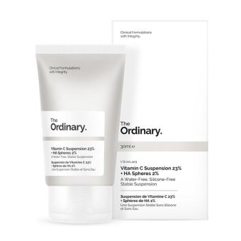 The Ordinary Vitamin C Suspension 23% + Hyaluronic Acid Spheres 2%(Brightening and Anti-Aging)