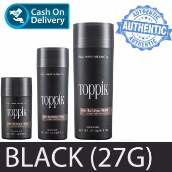 Toppik Hair Building Fibers (27g) Black