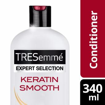 TRESEMME HAIR CONDITIONER KERATIN SMOOTH 340ML