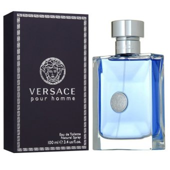 Versace Pour Homme Eau de Toilette for Men 100ml Price Philippines