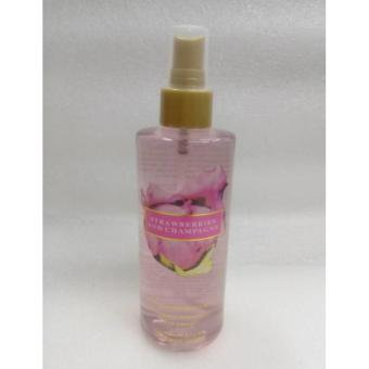 Victoria's Secret Strawberries and Champagne Body Mist For Women250ML