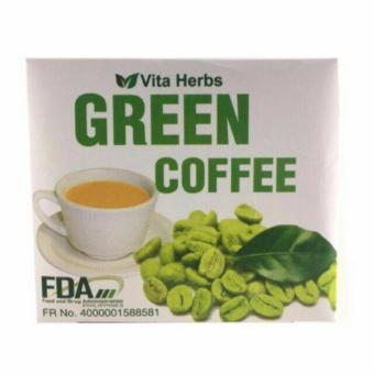 Vita Herbs Green Coffee (10 sachets per box)