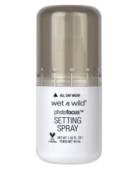 Wet n Wild PhotoFocus Setting Spray Price Philippines