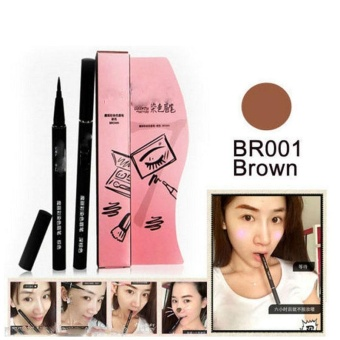 Women Ladies Cosmetic Tattoo Pen Long-lasting 7 Days Eyebrow Pencil Waterproof - intl
