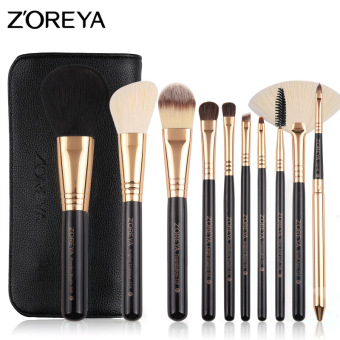 Zoreya10 makeup beauty tool brush makeup brush bag