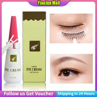 YiaoJun False Eyelash Glue Double Eyelid Glue Eyelash False Eyelash Glue Alat Kecantikan (White Glue) thumbnail