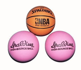 3 Pcs. Spalding Highbounce Ball Price Philippines