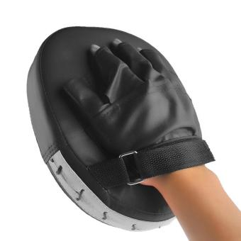 360DSC Boxing Mitt Training Target Punch Pad Glove Black Price Philippines
