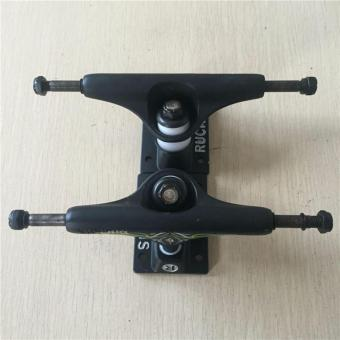 """RUCKUS Skate Board Trucks 5inch Middle/Low Skateboard Trucks Aluminum Trucks For 7.5""""-7.75"""" Skateboard Decks"""