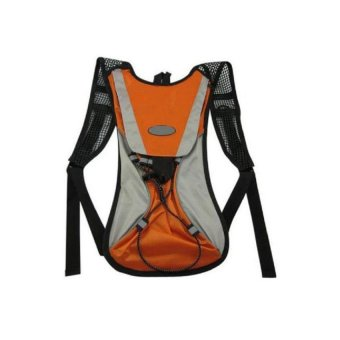 Bang Water Bladder Bag Backpack 2L Orange - intl