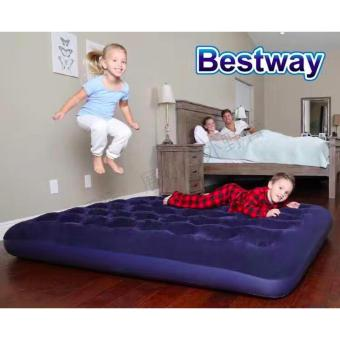 Best Way inflatable mattress air bed double size (191x137x22cm)