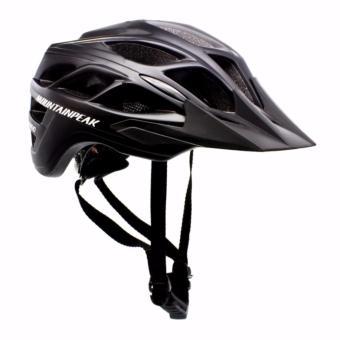 Bicycle Mountain Peak S-100 EVO Helmet (Black)