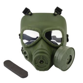 Big Family M04 CS Airsoft Wargame Cosplay Helmet Gas Mask Goggles Antifog Equipment