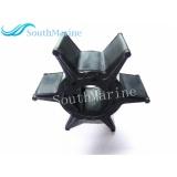 Boat Motor Water Pump Impeller 6H4-44352-02-00 6H4-44352-01-00 forYamaha 20HP 25HP 30HP 40HP 50HP Outboard Engine - intl - 4