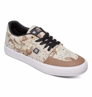 DC Men's Wes Kremer Tx Sp Low Cut (Desert Camo)