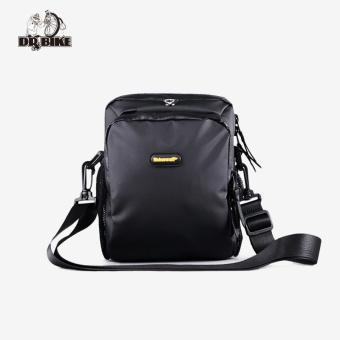 Drbike Handlebar Bag Bicycle Front Pannier Waterproof Bike Bag Cycling Accessories for Foldable Bike Earphone Hole - intl