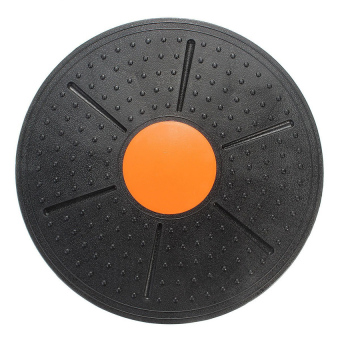 Fitness and Training Round Wobble Balance Board