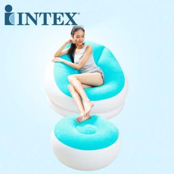 Inflatable Air Sofa Lounge Chair w/ foot rest ! Price Philippines