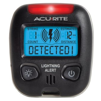 AcuRite 02020 Portable Lightning Detector Price Philippines