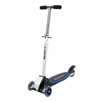 Harga Scooter for 5yrs-12 yrs old kids (blue)
