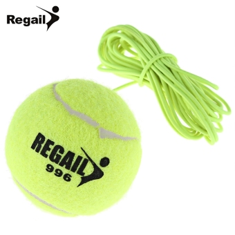 Harga REGAIL Drill Tennis Trainer Tennis Ball with String Replacement (Green)