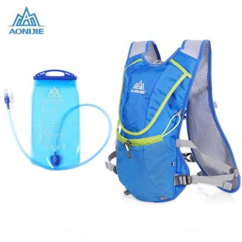 AONIJIE 8L Unisex Running Backpack with 1.5L Water Bag - intl Price Philippines