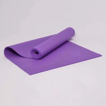 Harga Yoga Mat 5 mm thick color Violet 69' x 24'