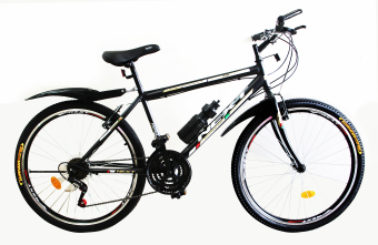Harga Next Foxtrail Ordinary Mountain Bike (Gloss Black)
