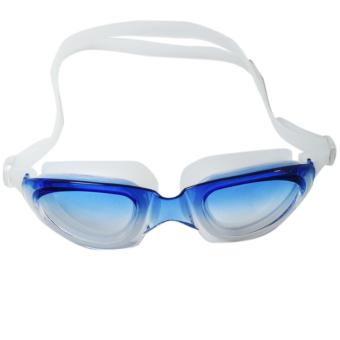 Fashion Unisex Swimming Goggles For Adult - AK-800 Blue Price Philippines