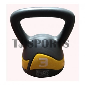 Body Sculpture Kettle Bell Exercise Weight 3kg Price Philippines