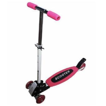 Harga Scooter for 5yrs-12 yrs old kids (Pink)