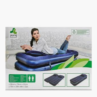 Jilong 3-in-1 Flocked Air Bed Price Philippines