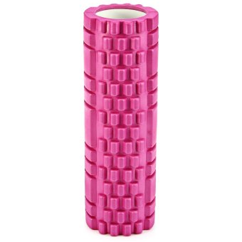 EVA Yoga Foam Roller Fitness Floating Point (Pink) Price Philippines