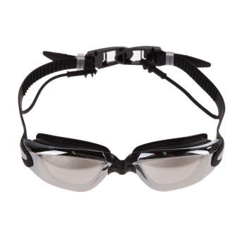 Adjustable Adult Anti-fog Swimming One-Piece Earplug Goggles UV Protection Price Philippines