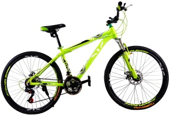 Harga XiX R1 Mountain Bike (Green)